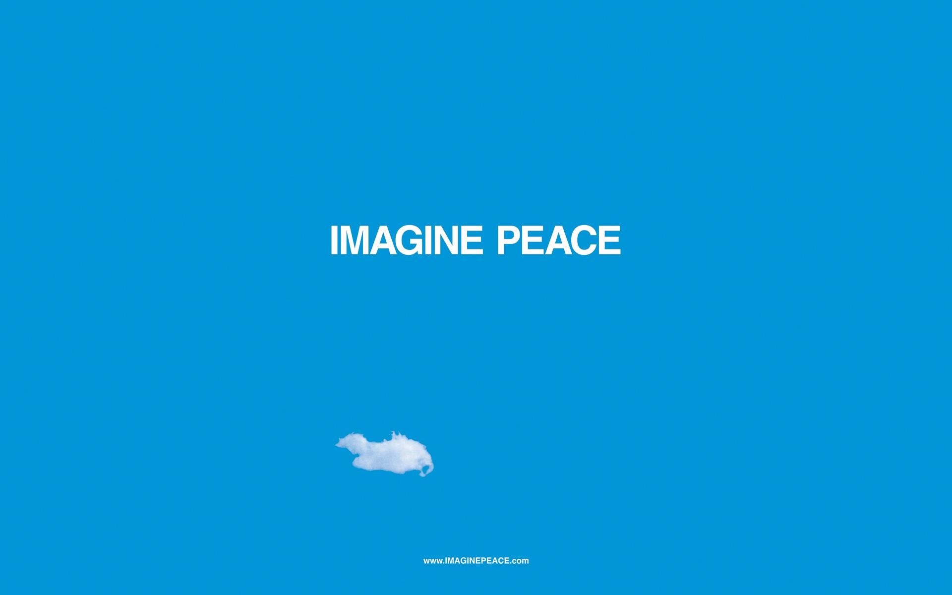 Imagine Peace wallpaper - 93199