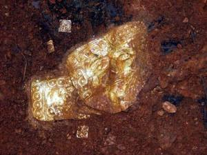 gold mask macedonia