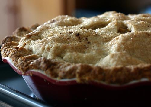 apple pie by larisha