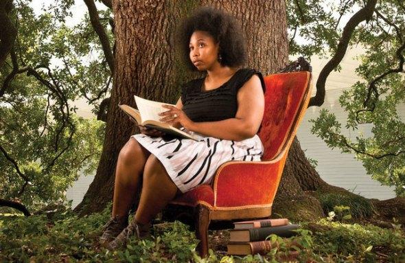 Deborah Mouton, Photo in Houstonia Magazine, June 2013